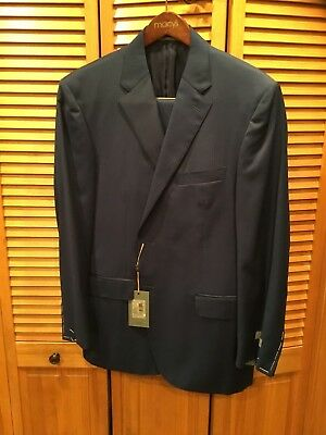 Brand new CANALI men's model 13290/37 suit
