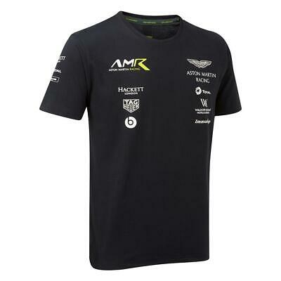 Aston Martin Racing Team T-Shirt | New | 2019 Official Merchandise