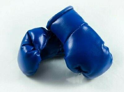 Plain colour Mini Boxing gloves