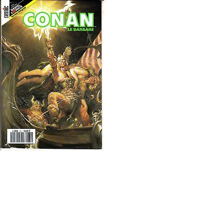 Conan  Le  Barbare  :n°31     Editions   Semic France