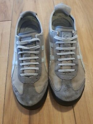 Men's Trainers Grey Asics Onitsuka Tiger size 11