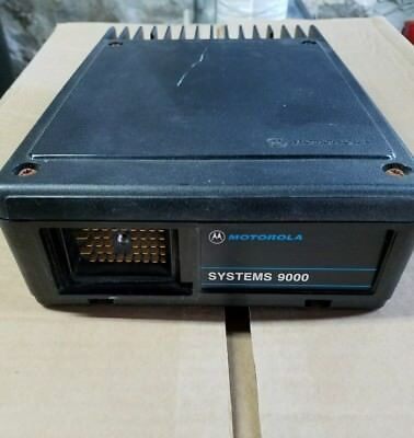 Motorola HLN1185B Systems 9000 Radio Siren / Public Address Amplifier Box!!!