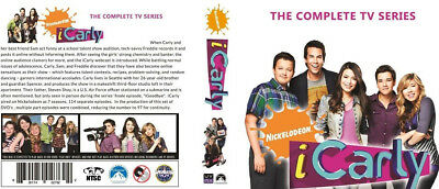 iCarly The Complete Series: Seasons 1-7 (19 DVD SET) R1