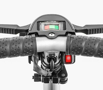 Luggie FreeRider MobilityTravel Scooter - Top Console Assembly with Throttle