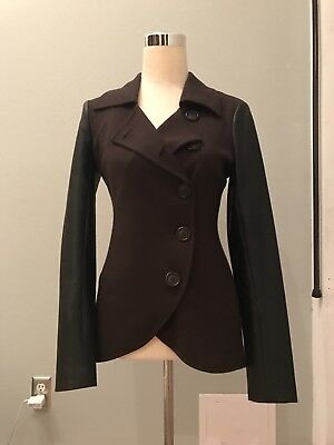 Bailey 44 Women's Brown/Black Blazer Size S
