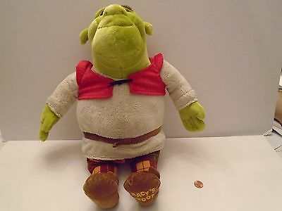 2007 Shrek Plush from Macys T-Day Parade Dreamworks 20 inch Christmas