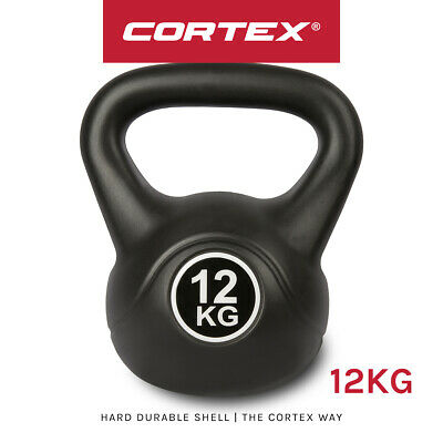 12kg Standard Kettlebell Weight Home Gym Fitness Exercise Weights