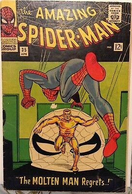 The Amazing Spider-Man #35 (Apr 1966, Marvel)