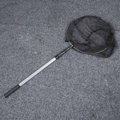 Fishing Net Brail Landing Foldable Telescoping Retractable Pole Tackle