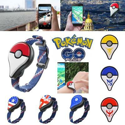 Go Plus Bluetooth Bracelet Wristband Watch Game Accessory for Nintendo Pokemon