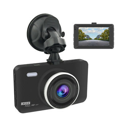 "Dash Cam, Crosstour 1080P Car DVR Dashboard Camera Full HD with 3"" LCD Screen"