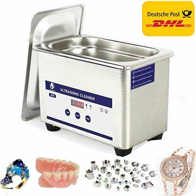 800ml Digital Ultraschallreiniger Ultraschallreinigungsgerät Ultrasonic Cleaner