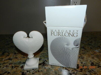Margaret Furlong FOREVER LOVE 1999 Under the Wave Collection Heart Cake Topper