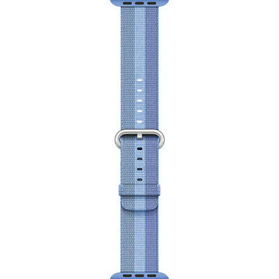 Apple Mpvx2Am/a 38Mm Tahoe Woven Nylon Stainless Steel Buckle Watch Band