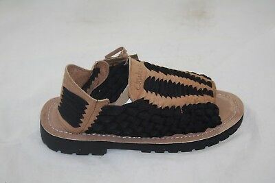90dc7c660c44 Men s Chubasco Hand Made In Mexico Guerrero Coffee Sandal Msrp  90.00