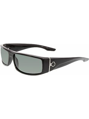 7c955aad15 SPY MEN S COOPER 670195038863 Black Rectangle Sunglasses -  79.75 ...