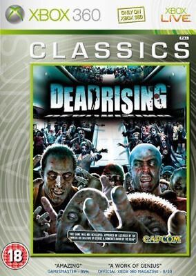 Xbox 360 - Dead Rising **New & Sealed** Official UK Stock