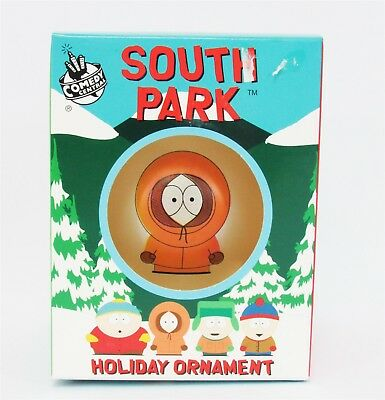 Lot of 24 South Park Kenny Alive Glass Ornament Ball Holiday xmas Tree Wholesale