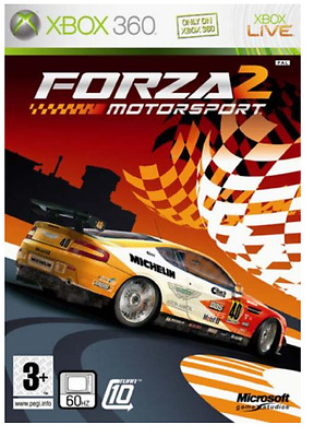 Xbox 360 - Forza Motorsport 2 -Original Release *New & Sealed* Official UK Stock