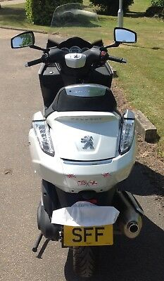 peugeot 400 scooter