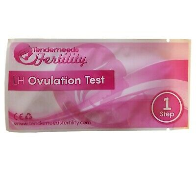 (100) LH Ovulation Urine Tests Tenderneeds Fertility Compare to First Response