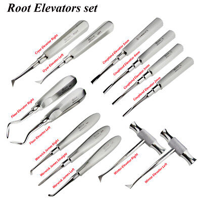 Surgical Tooth Extraction for Roots Oral Micro Surgery kit Dental instruments CE