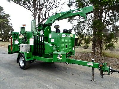 """2012/Bandit/1390XP/Commercial/15""""/Wood/Chipper/with Winch/Fully Optioned fitted"""