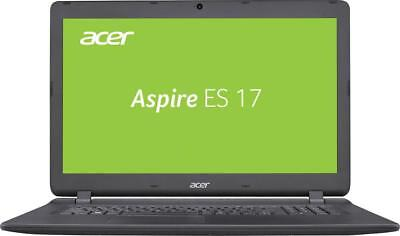 "Acer Aspire ES1-732-C79X 17,3"" Notebook N3350 1,1GHz 4GB RAM 500GB 622082"