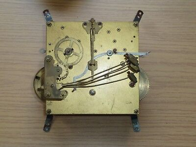 Westminster Chime mantel clock movement for spares
