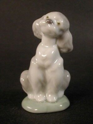 2000 LLADRO Society A Friend For Life Collectors Puppy Dog Figurine #7685