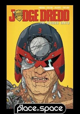 Judge Dredd Blessed Earth Vol 02 - Softcover
