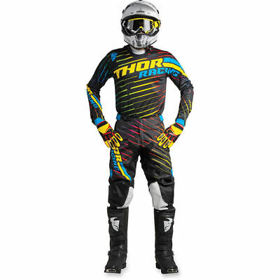 New 2018 42 XXXL Thor RODGE MULTI Jersey Pants Kit Motocross Enduro Sale!