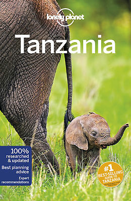 Lonely Planet Tanzania 7 Travel Guide 2018 BRAND NEW 9781786575623