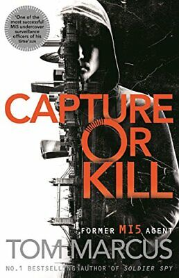 Capture or Kill by Marcus, Tom Book The Cheap Fast Free Post