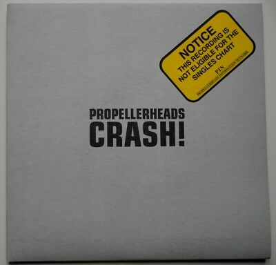 """7"""" Uk**propellerheads - Crash! (Wall Of Sound '98)**29162"""