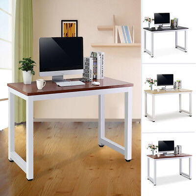 Office Desk Computer PC Laptop Table Workstation Study Gaming Steel Frame