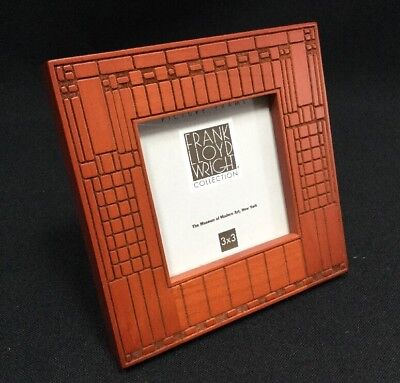Frank Lloyd Wright Collection 3 X 3 Photo Picture Frame Museum