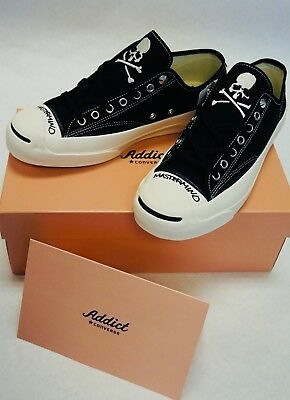 huge discount 17fbf b8eb3 Converse Addict x Mastermind Japan Shoes US 9.5 Jack Purcell