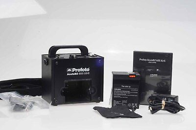 Profoto AcuteB2 600Ws AirS LiFe Power Pack 901101                           #085