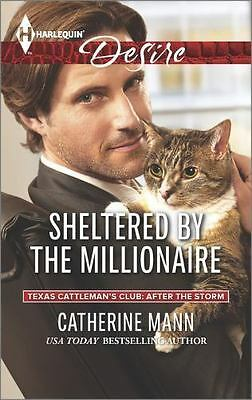 Sheltered by the Millionaire by Catherine Mann