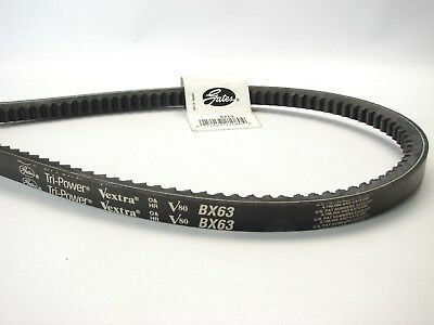 Gates BX113 Tri-Power Belt 116 Outside Circumference 21//32 Width 13//32 Height 116 Outside Circumference BX Section BX113 Size 21//32 Width 13//32 Height