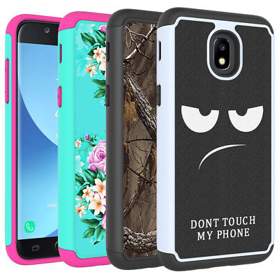 Hybrid Armor Shockproof Case For Samsung Galaxy J3 2018 / J3 Star / J3 Achieve