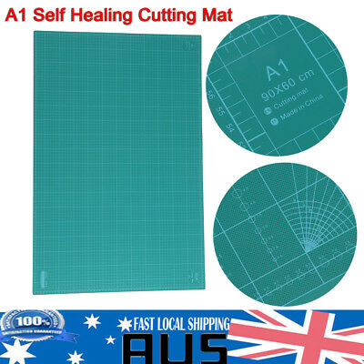 A1 Self Healing Plate Cutting Board Mat Double-Side Scrapbooking DIY Tool AU