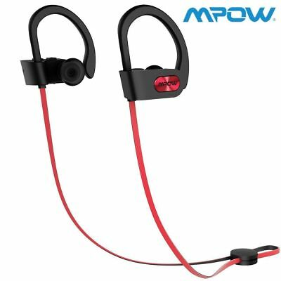 Mpow Sweatproof Bluetooth Earbuds Wireless Headphones in Ear Headset Sports