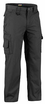 Blaklader Lightweight Cargo Combat Work Trousers with Multi Pockets - 1409