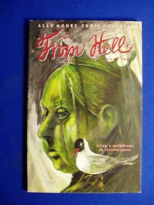 From Hell 2: Alan Moore & Eddie Campbell. 2nd print. vfn.
