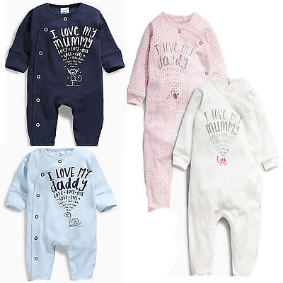 Family Newborn Baby Boy Girl Warm Jumpsuit Toddler Outfits Infant Romper Clothes