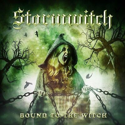 STORMWITCH - Bound To The Witch - CD - 4028466900043