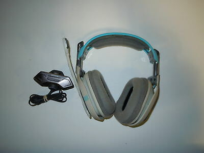 Astro A40 HEADSET + MIXAMP M80 Light Blue Metal Gear Rising Headset for Xbox One