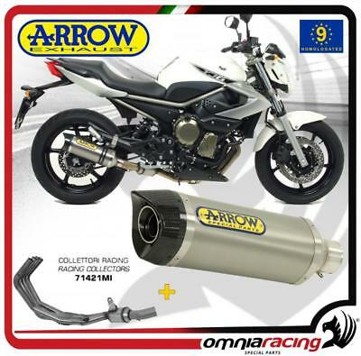 Arrow Impianto Scarico Completo Thunder Allu Yamaha XJ6/Diversion 2014